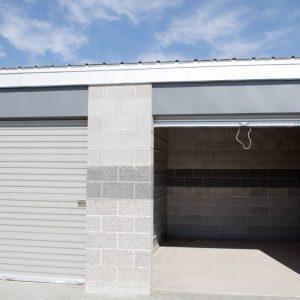 Large storage units in Springville Utah at A-Side Self Storage